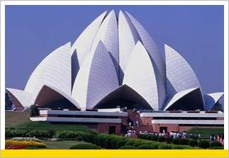 Tour to Lotus Temple, Delhi