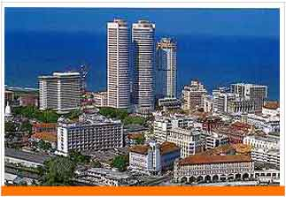 Tour to Colombo