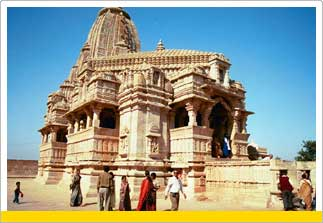 Tour to Jain Temple, Chittorgarh