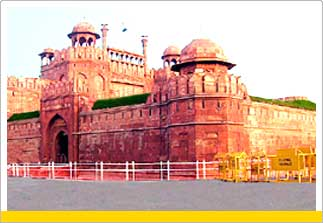 Tour to Red Fort, Delhi